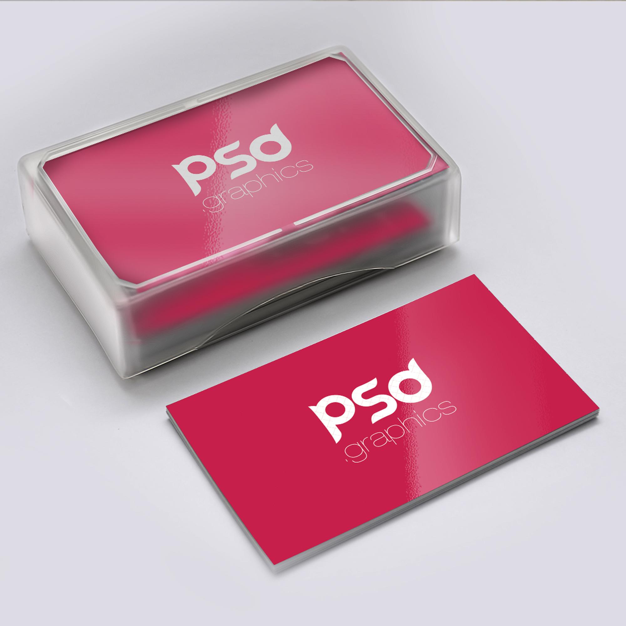 Bulk Offset Business Cards
