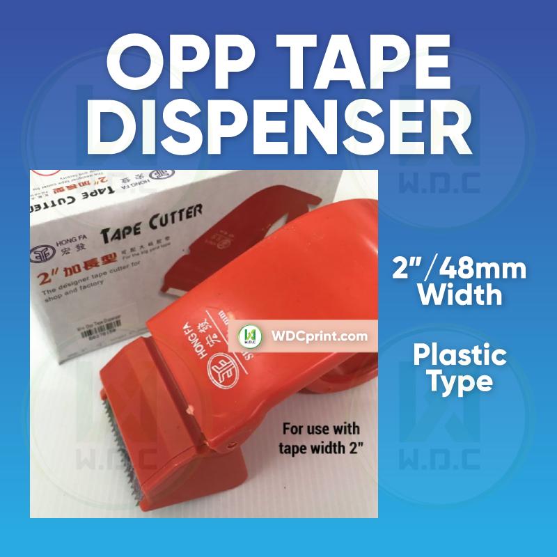 Opp Tape Dispenser / Tape Cutter
