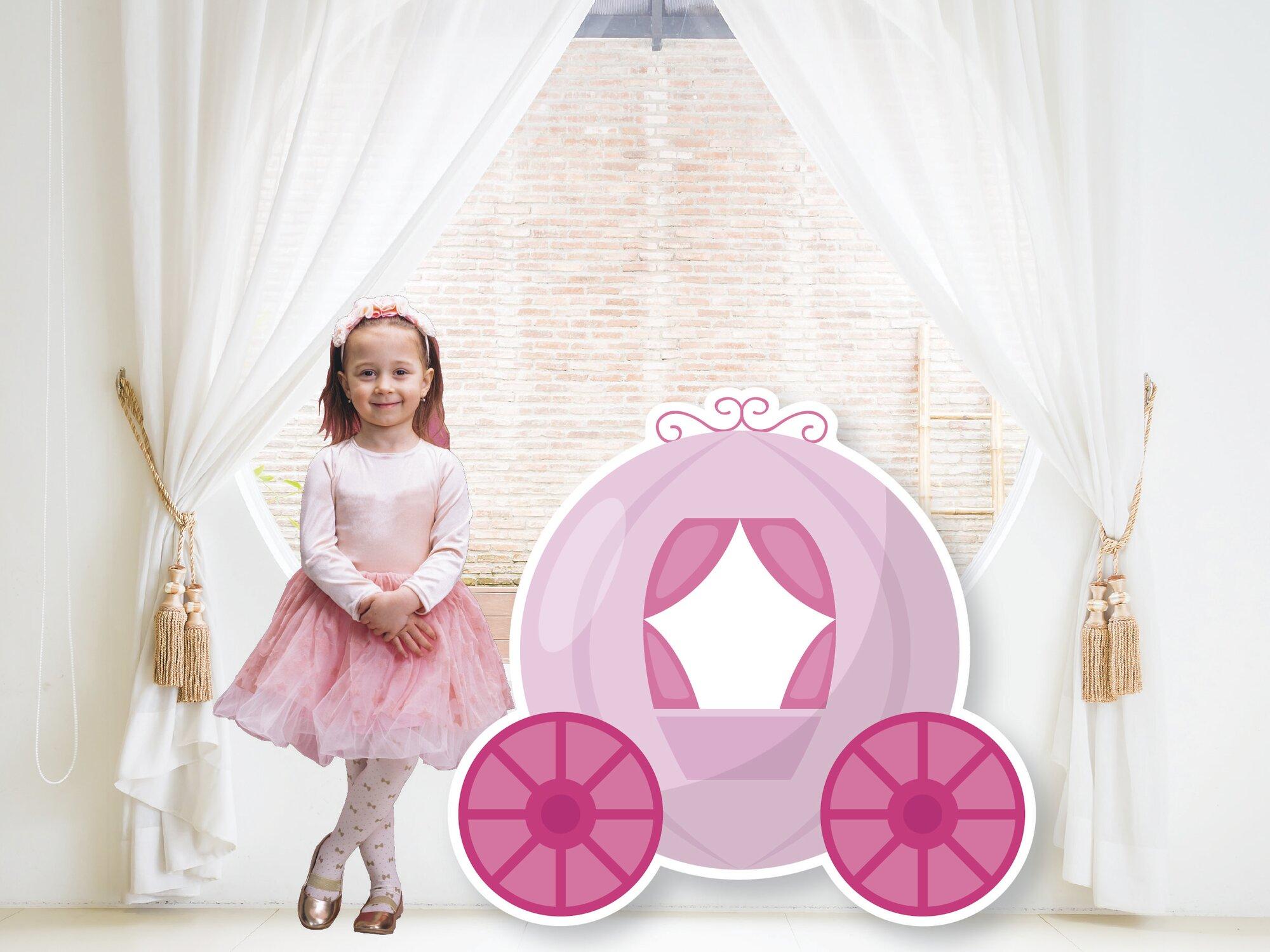Princess Pumpkin Carriage
