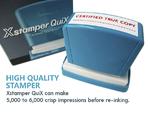 Pre-inked Stamp (Xstamper Quix) _Full