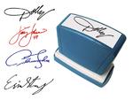 Pre-inked Stamp (Xstamper Quix) - Signature