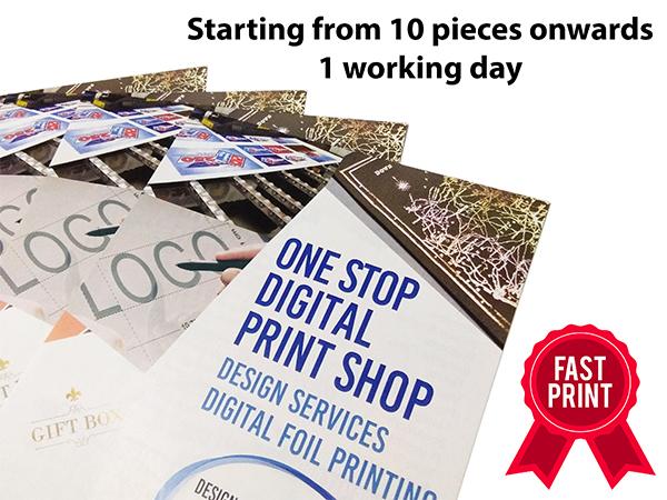 Digital Flyer Print