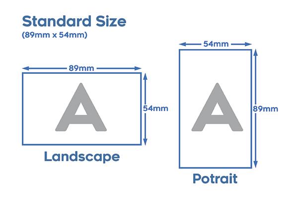 Bulk Offset Business Cards - Standard Size