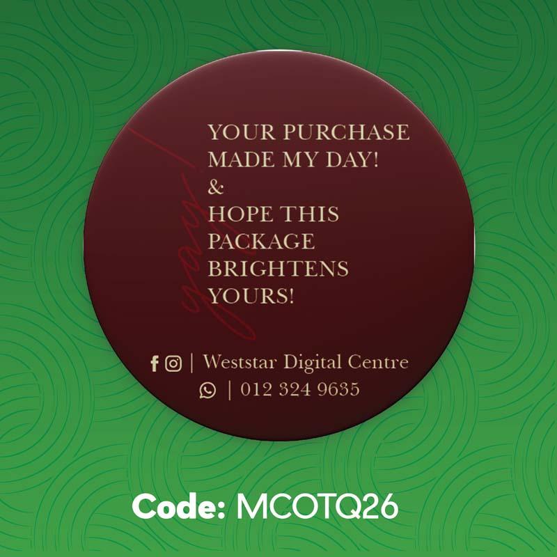 MCTQ26